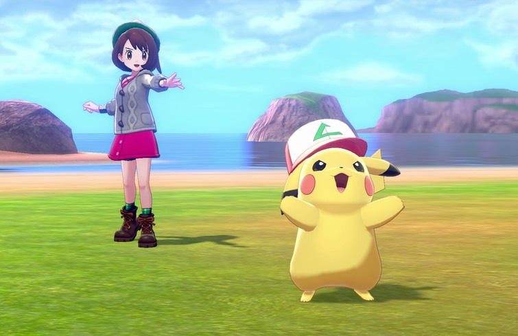 Pokémon Espada/Escudo