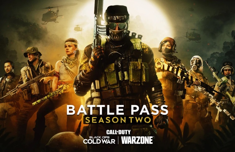 Call of Duty: Black Ops Cold War & Warzone - Temporada Dos