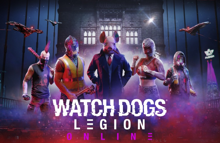 Watch Dogs: Legion Online