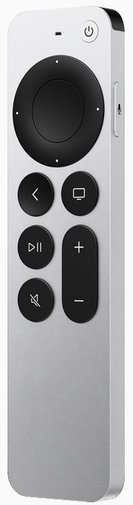Siri Remote 2021