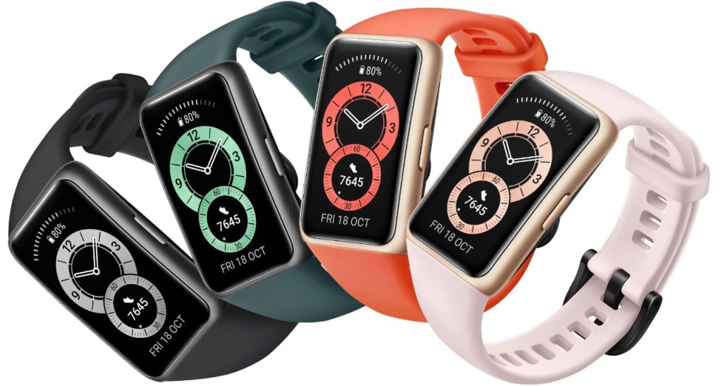 Huawei Band 6 - 4 colores