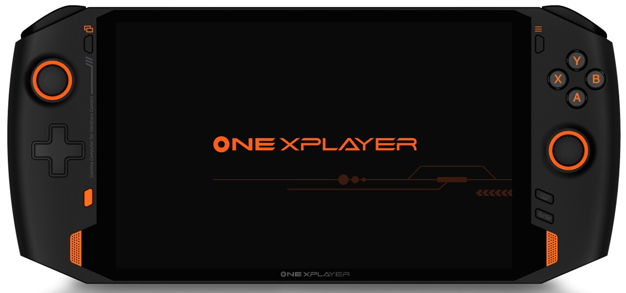 OneXPlayer - Frontal