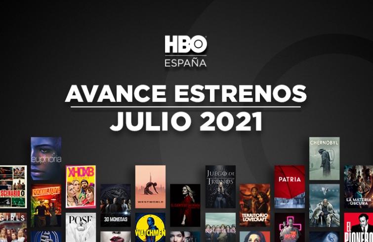 HBO - Julio 2021