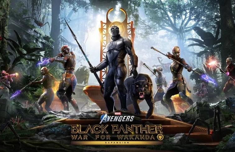 Marvel's Avengers: Black Panther - Guerra por Wakanda