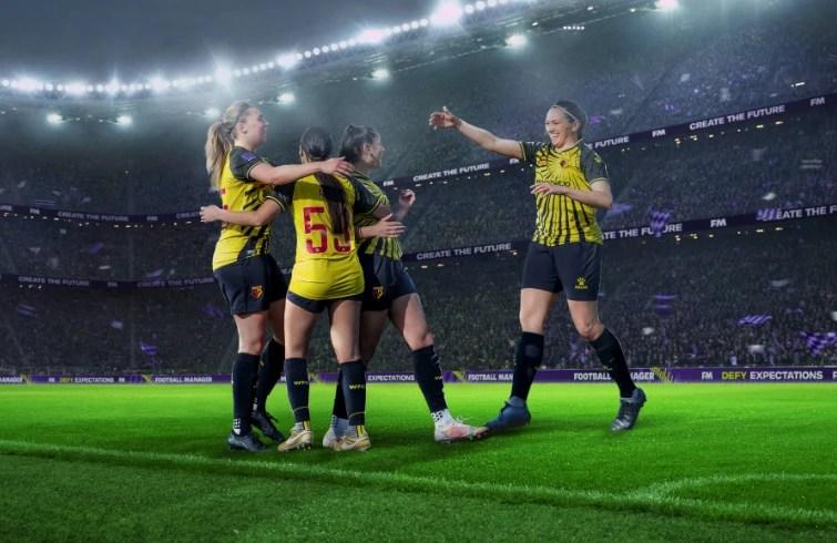 Football Manager - Fútbol Femenino