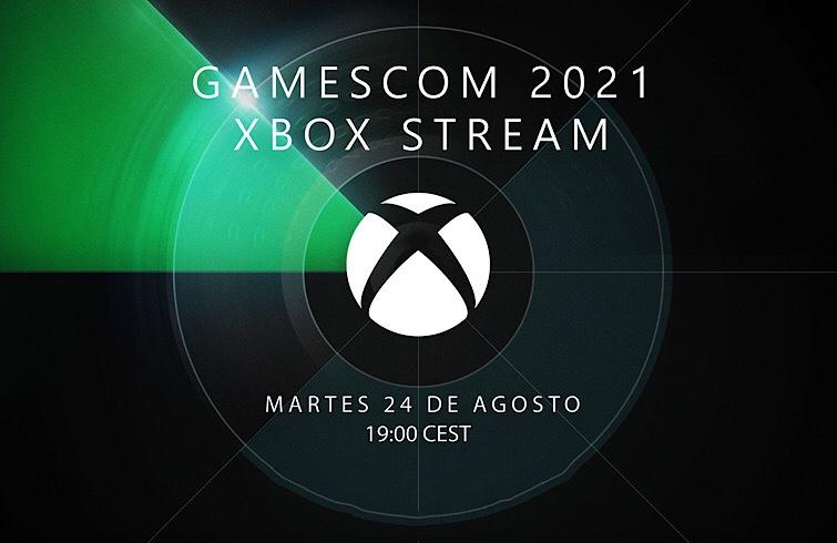 Xbox Stream - Gamescom 2021