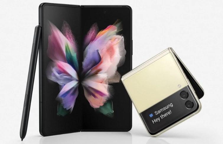 Samsung Galaxy Z Fold3 & Flip3