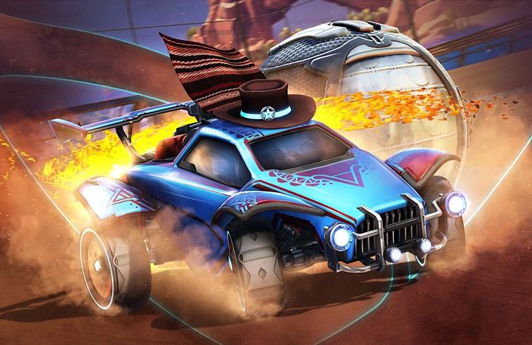 Rocket League - Temporada 4