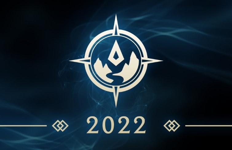 League of Legends - Pretemporada 2022
