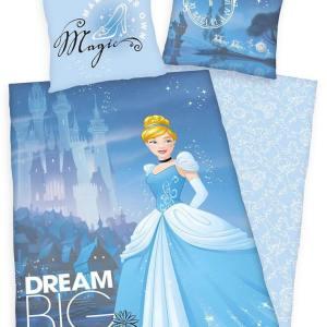 Dekbedovertrek Princess Cinderella Big Dream