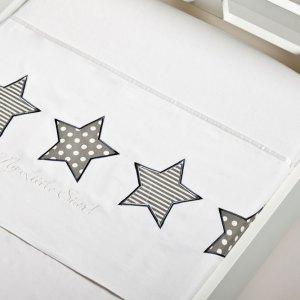 Baby/Kinder Laken Star