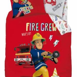 Brandweerman Sam Dekbedovertrek