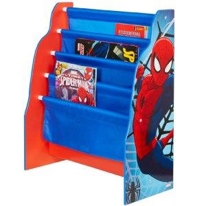 Spiderman Boekenrek