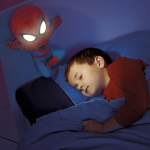 Spiderman Nachtlamp Go Glow! (verlichting)