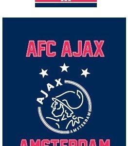 Dekbedovertrek Ajax Amsterdam Blauw