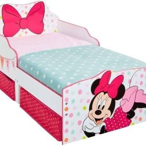Minnie Mouse Junior Bed Strik