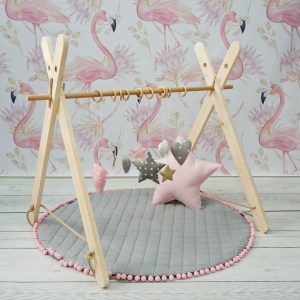 Dolly Babygym Hout