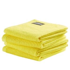 DDDDD Vaatdoek Basic Bright Yellow (4 stuks)