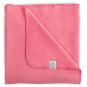 Jollein Deken 75x100cm Coral Pink
