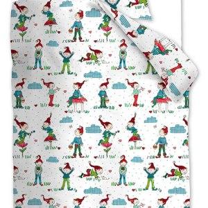 Beddinghouse Kinderdekbedovertrek Gnomes