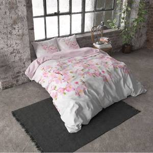 DreamHouse Bedding Hoeslaken Katoen - Wit 200 x 220