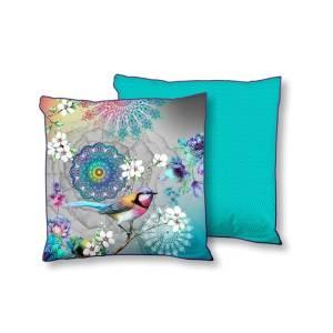 Sleeptime Elegance Mari - Antraciet2 2-persoons (200 x 220 cm + 2 kussenslopen) Dekbedovertrek