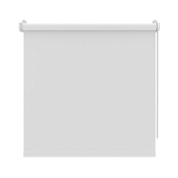 Decosol Rolgordijn Draaikiepraam Verduisterend - Helder Wit 97 x 160 cm