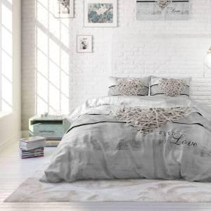 Fresh & Co Uni Pantone - Wit 1-persoons (140 x 200/220 cm + 1 kussensloop) Dekbedovertrek