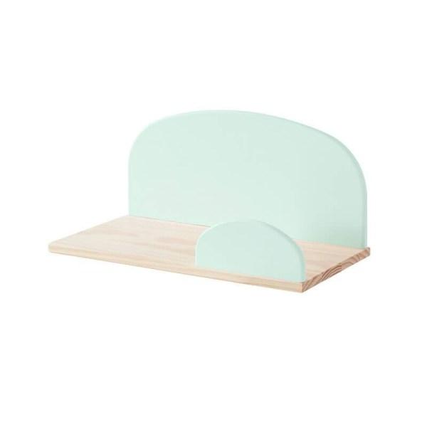 Kiddy - Hangplank - 45 cm Dekbed Discounter Kleur: Wit
