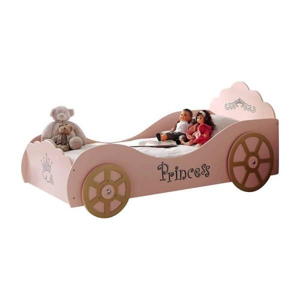 Pinky Car - Kinderbed Dekbed Discounter