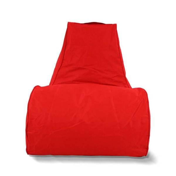 Puffi Zitzak - Lounge Stoel Kleur: Rood