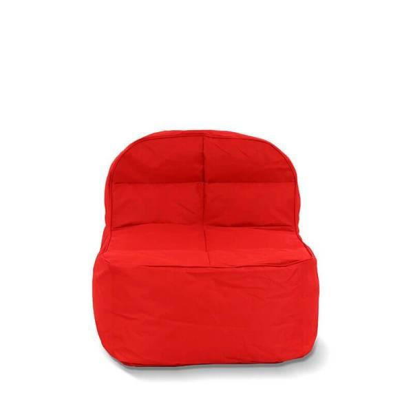 Puffi Zitzak - Sofa Stoel Kleur: Rood