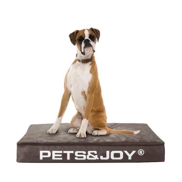 Sit&Joy Zitzak - Hond Groot Kleur: Taupe