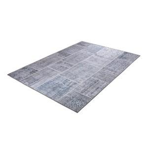 Vloerkleed - Toulouse Grijs 160 x 230 cm