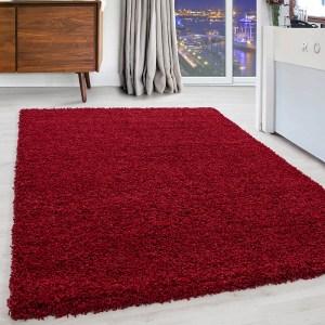 Dream Vloerkleed - Kaapverdië - Rechthoek - Rood 160 x 230 cm