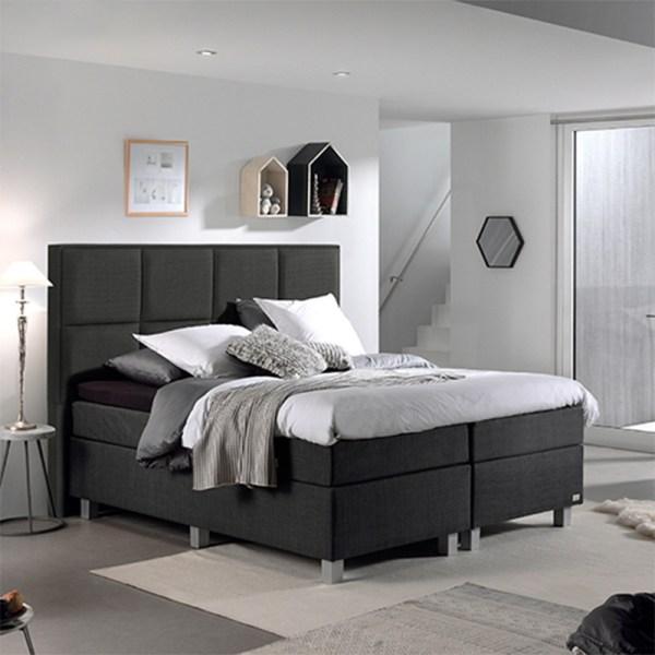 DreamHouse Bedding Boxspringset - Vigo Pocket 140 x 200