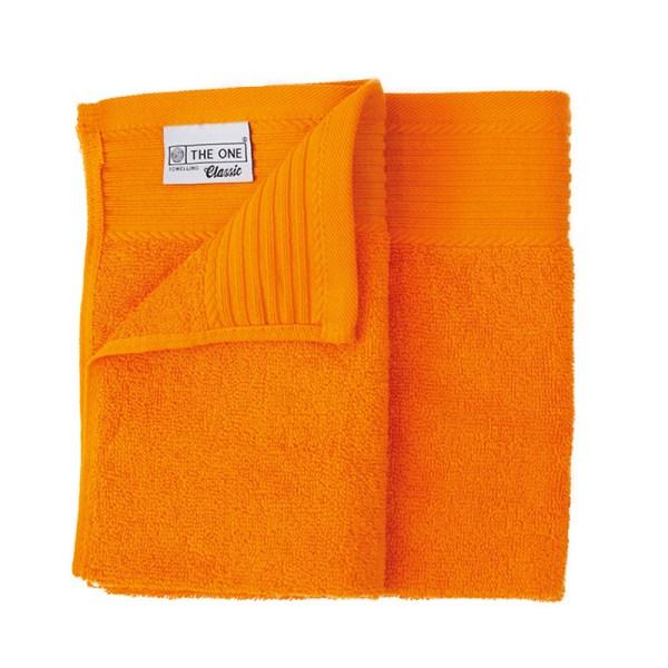 The One Towelling 2-PACK: Gastendoekjes Classic -30 x 50 cm - Oranje