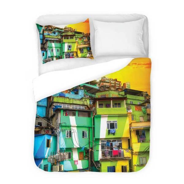 DLC Favorite Favela Lits-jumeaux (240 x 220 cm + 2 kussenslopen)