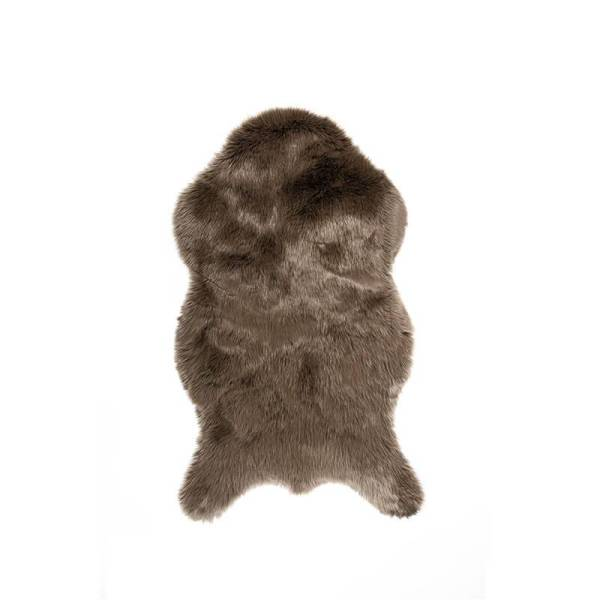 Tiseco Home Studio Vloerkleed - Fluffy XL - Taupe