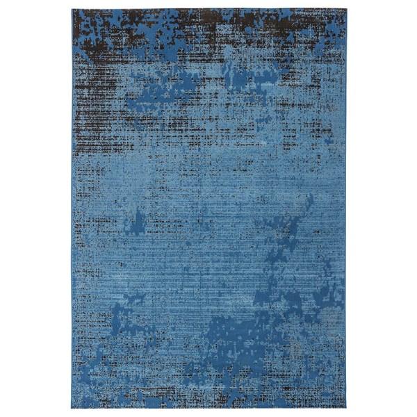 Vloerkleed Revive- Blauw - REV12 Easy Living 120 x 170 cm - Ga naar Dekbed-Discounter.nl & Profiteer Nu
