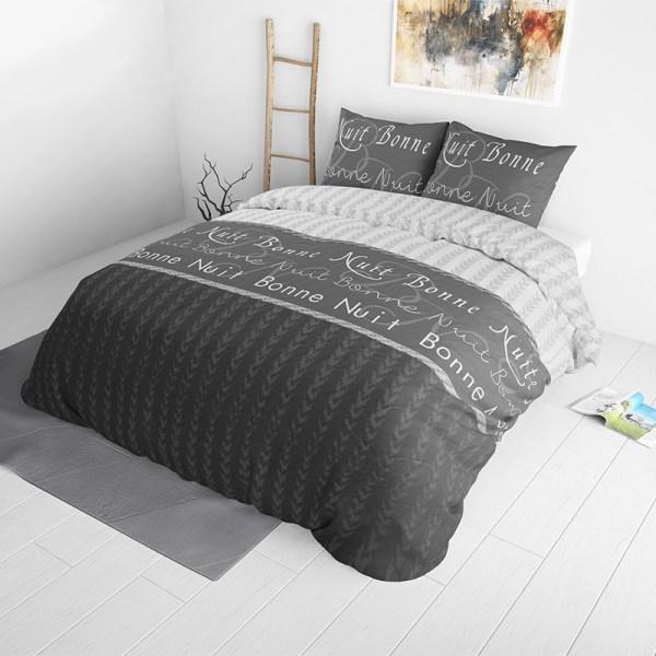 Sleeptime Elegance Bonne nuit 4 Lits-jumeaux (240 x 220 cm + 2 kussenslopen) Dekbedovertrek