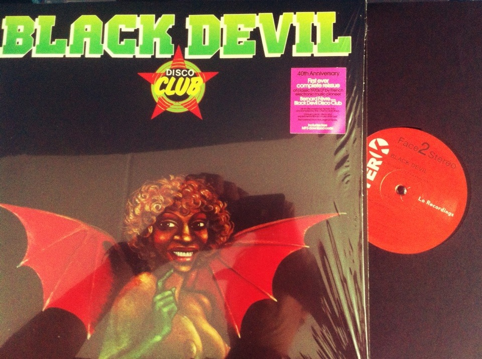 Black Devil Disco Club: net zo lekker als in 1978