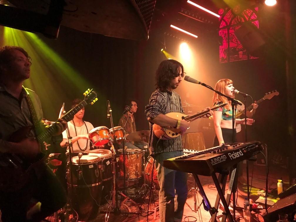 Altin Gün is vooral een goeie live-band