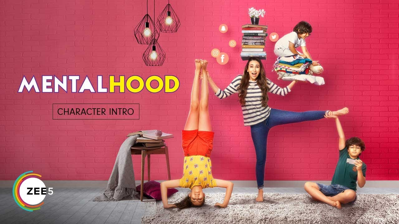 Watch Mentalhood Web Series Reviews, All Episode Online Stream on ZEE5