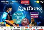 Mohit Chauhan Live Performance In Hansraj College At DU 29 March 2015