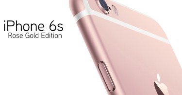 Apple iPhone 6s rose gold Images