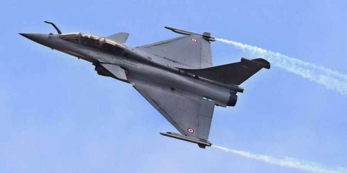 The Indian airforce with Rafale has plan to take the fight to china