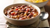 Soulfood zonder bestek – Chili sin carne / con / non