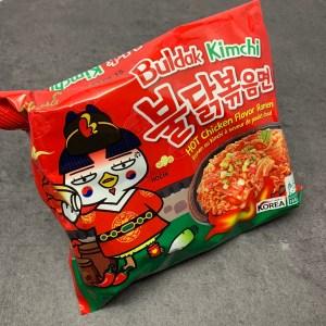 Samyang Buldak Kimchi