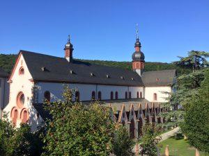 Post 3 - Kloster Erbach